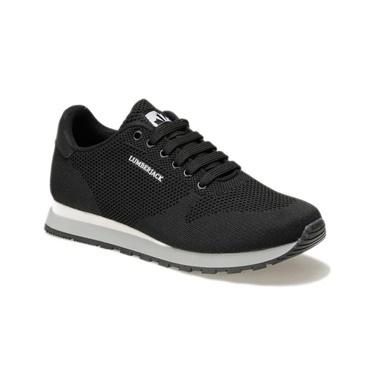 Lumberjack Erkek Siyah Sneakers 100374137  Siyah